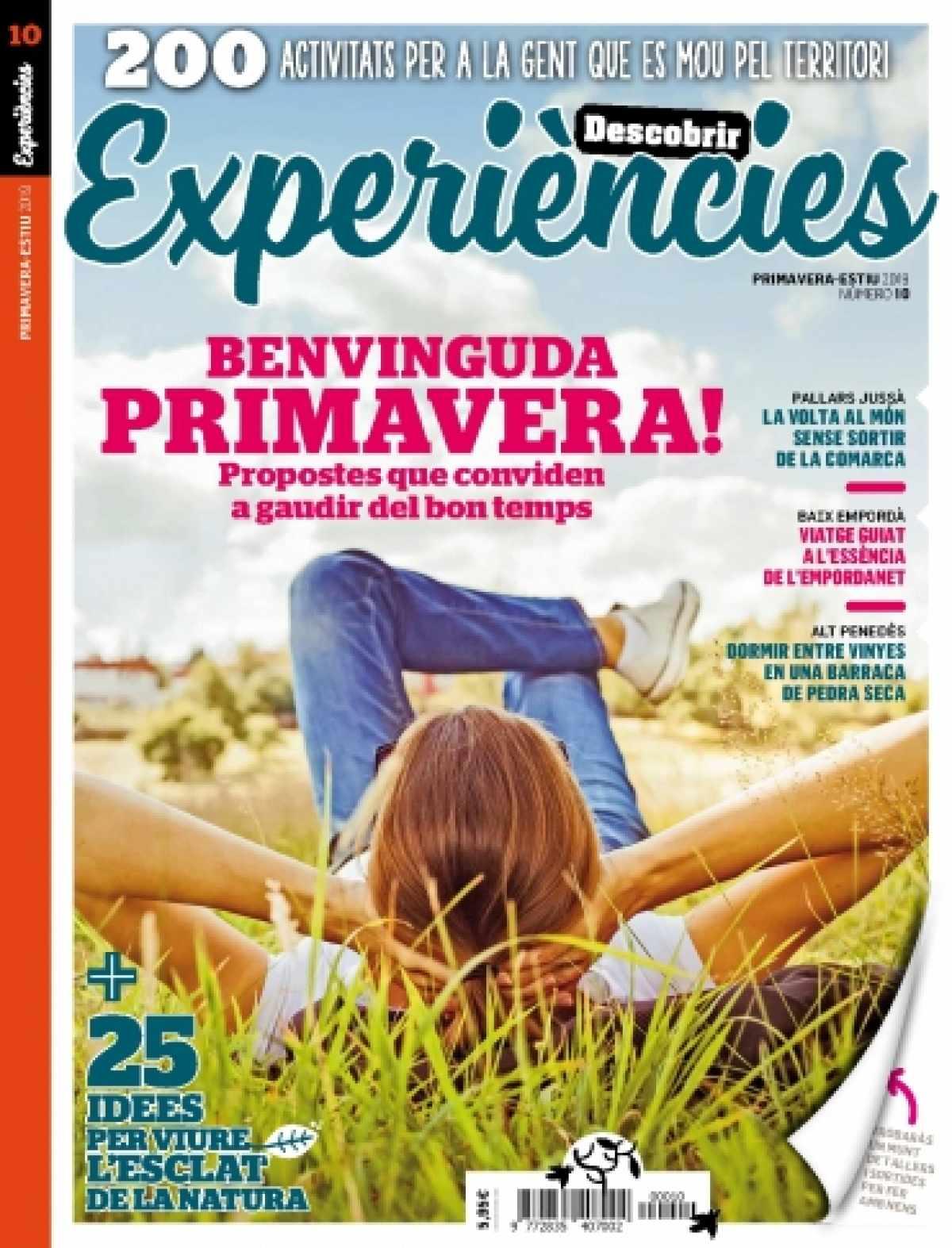 Barraca entre vinyes - Revista Descobrir