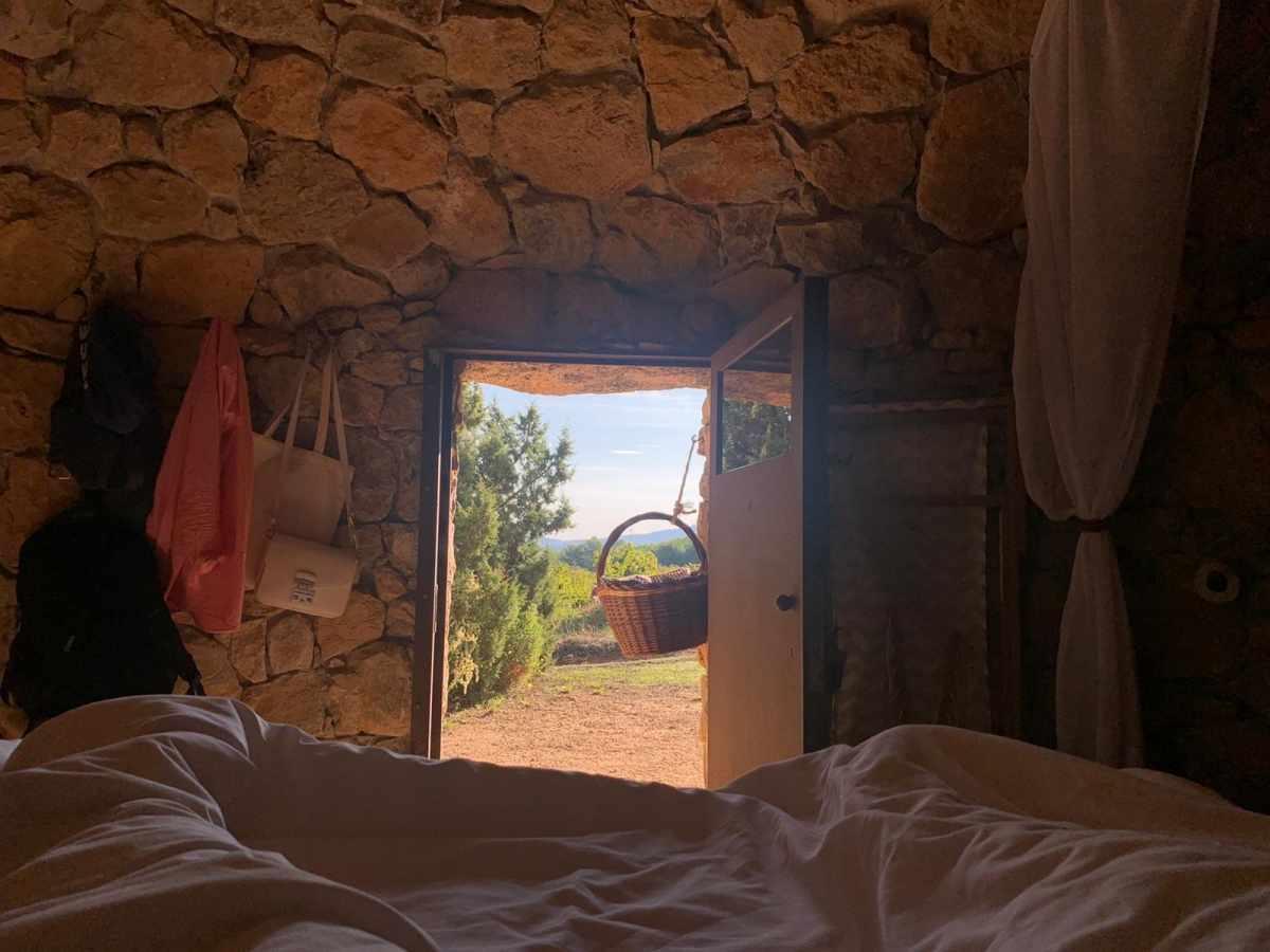 Interior Barraca Pi Gros de bon matí